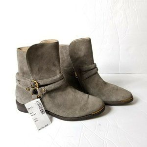 Ugg Suede Ankle Booties